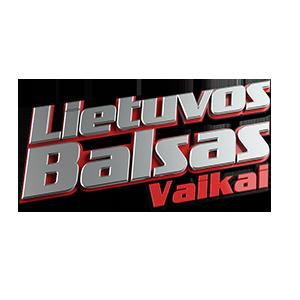 Lietuvos Balsas Vaikai logo